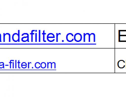 Why we build liandafilter.com