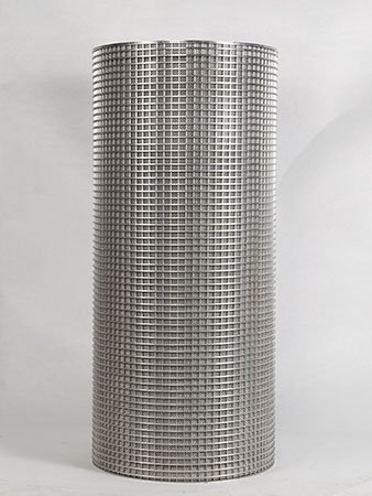 Wedge wire filter tube screen for ballast water treatment filter