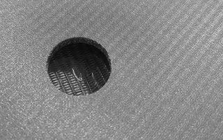 904L sintered wire mesh filter disc