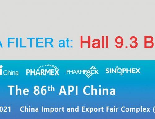 API China 2021 invitation