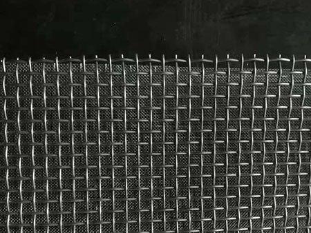 Duplex 2205 2507 super stainless steel wire mesh